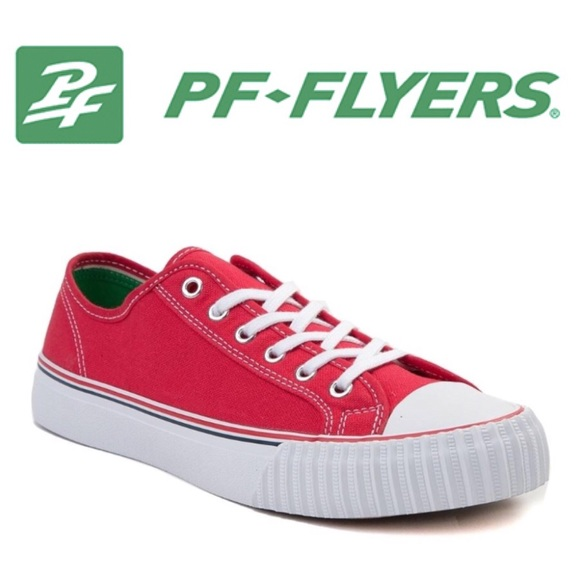 a7a0c06e70 NWOT PF flyers Center Lo Athletic Shoes. M 5b3bd8ec04e33da56c7e09fe